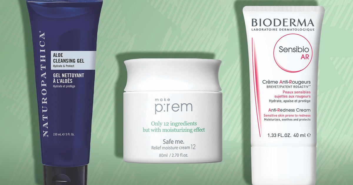 The 5 Best Moisturizers For Dry, Sensitive Skin