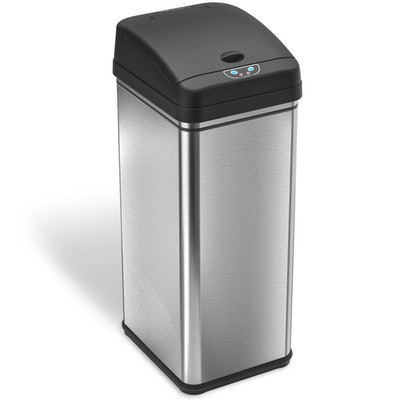 iTouchless Automatic Trash Can