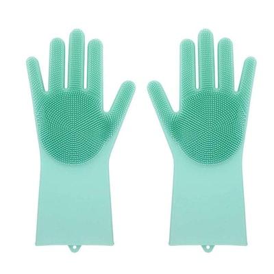 Livinggenie Scrubber Gloves