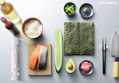 Kitchwise Sushi Making Kit