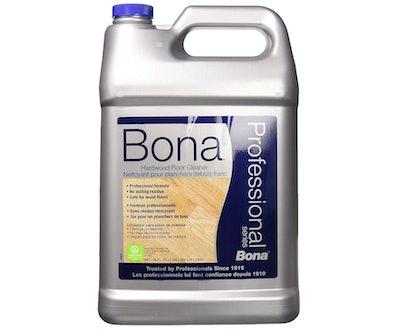 Bona Professional Hardwood Floor Cleaner, 128 Fl. Oz.