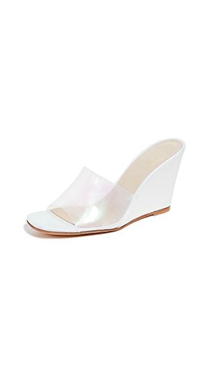 Paradise Wedge Sandals