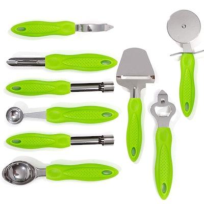 HULLR Stainless Steel Kitchen Gadget Set