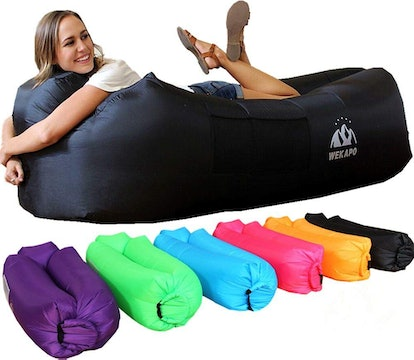 WEAKPO Inflatable Lounger