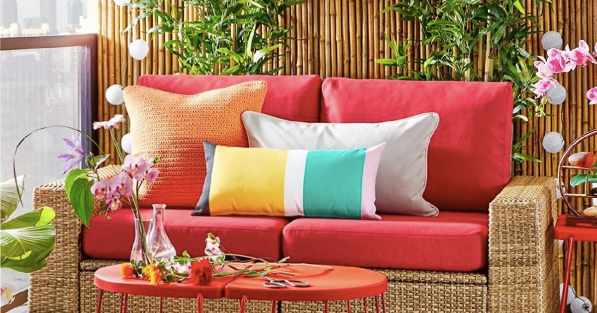 10 Throw Pillows Under $30 That'll Update Your Home For Summer