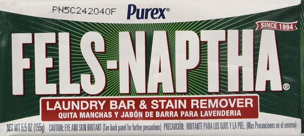 Fels-Naptha Laundry Bar Soap (4-Pack)
