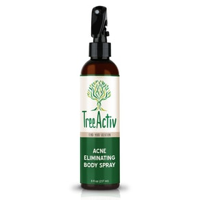 TreeActiv Acne Eliminating Body Spray
