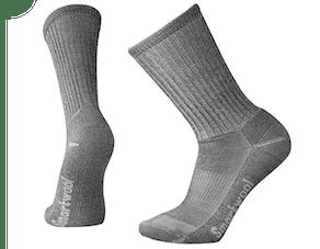Smartwool Hiking Light Crew Socks