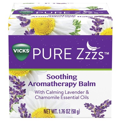 Vicks Pure Zzzs Soothing Aromatherapy Balm