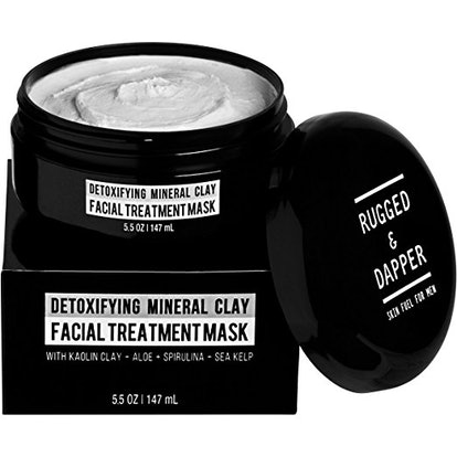 Rugged & Dapper Face Mask For Men