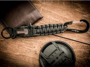 Holtzman's Carabiner Survival Tool