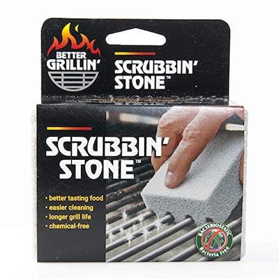 Better Grillin' Scrubbin' Stone