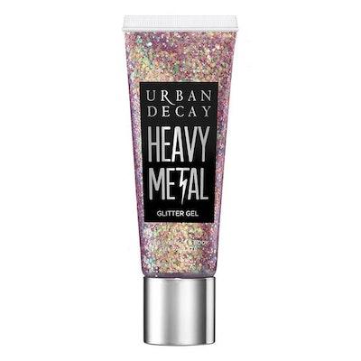 Heavy Metal Glitter Gel in Saturday Stardust