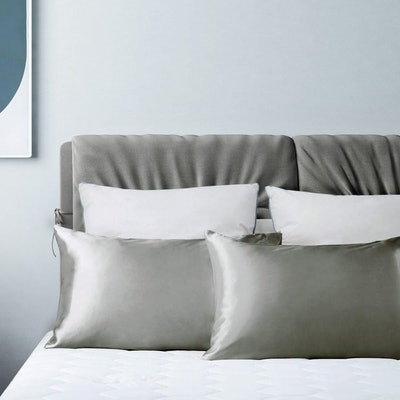 Bedsure Satin Pillowcases (Set Of 2)