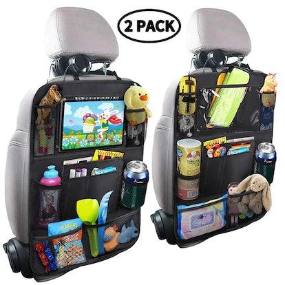 Car Backseat Organizer (2 Pack)