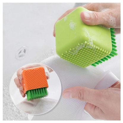 Silicone Laundry Scrubbing Brush (2-Pack)