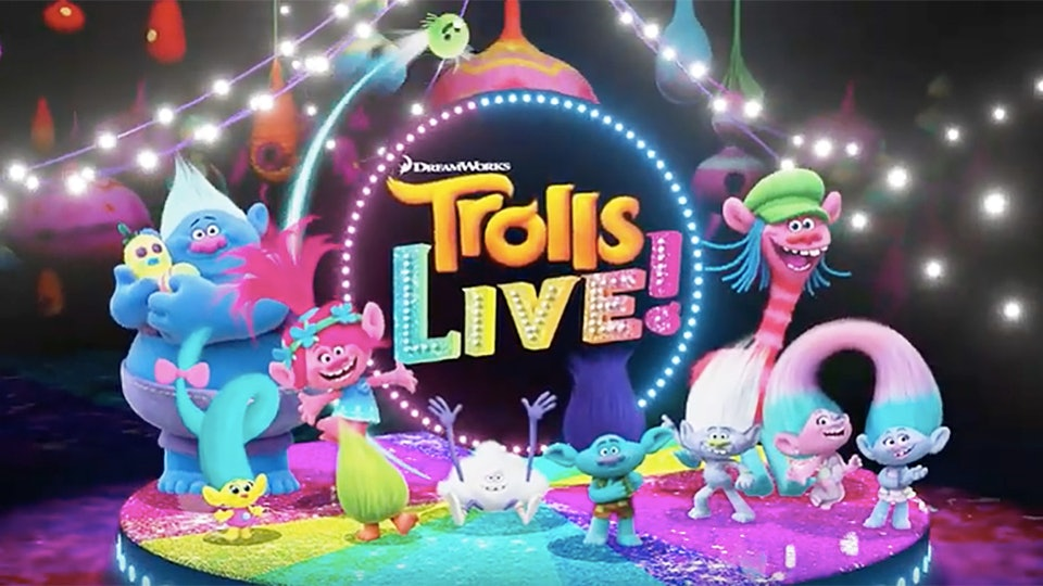 Trolls Live' Tour Dates To Kick Off In November, Just In Time For
