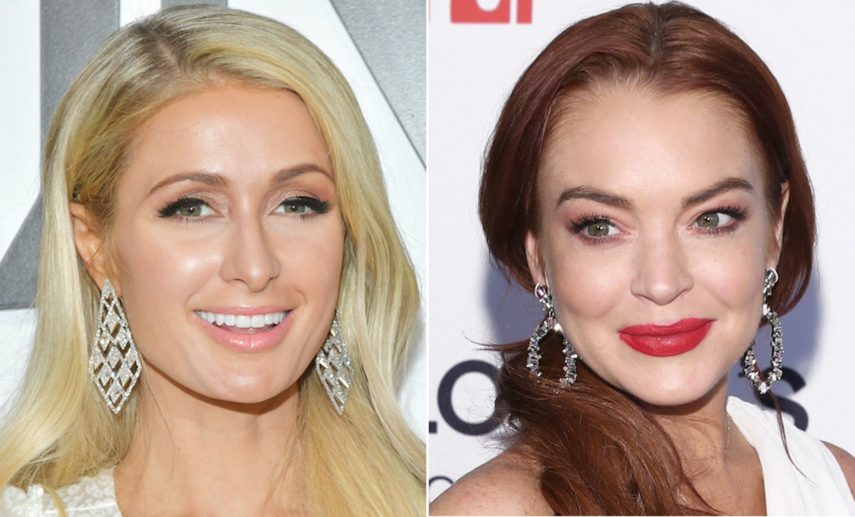 "Paris Hilton's Comments Calling Lindsay Lohan ""Lame"" & ""Embarassing"" Are Really Brutal"
