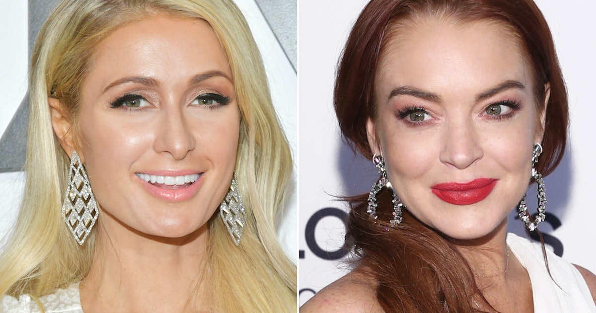 """Paris Hilton's Comments Calling Lindsay Lohan """"Lame"""" & """"Embarassing"""" Are Really Brutal"""