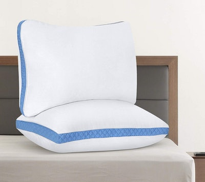 Utopia Bedding Quilted Pillow (2 Pack)