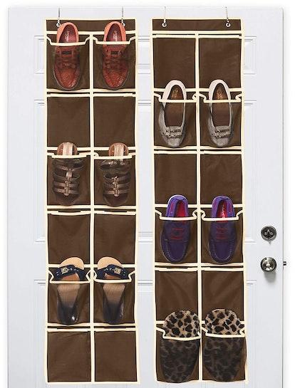 SimpleHouseware Shoe Organizer (2 Pack)