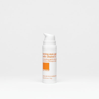 Toning Eye Gel With Vitamin K