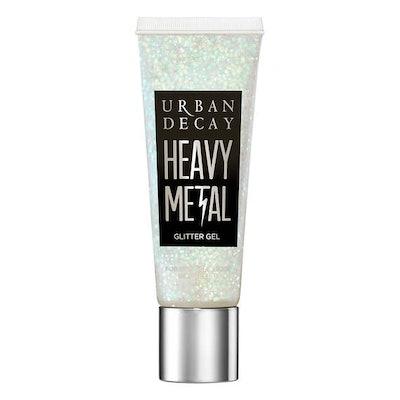 Heavy Metal Glitter Gel in Distortion