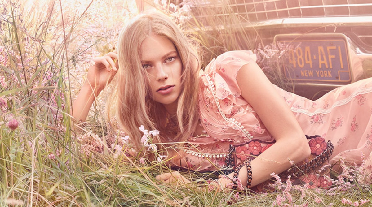 Coach's New Floral Blush Fragrance Is Like A Warm Summer Day In A Bottle