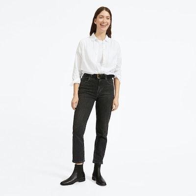 Shrunken Cotton Shirt