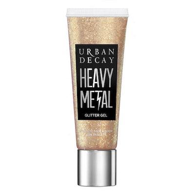 Heavy Metal Glitter Gel in Dreamland
