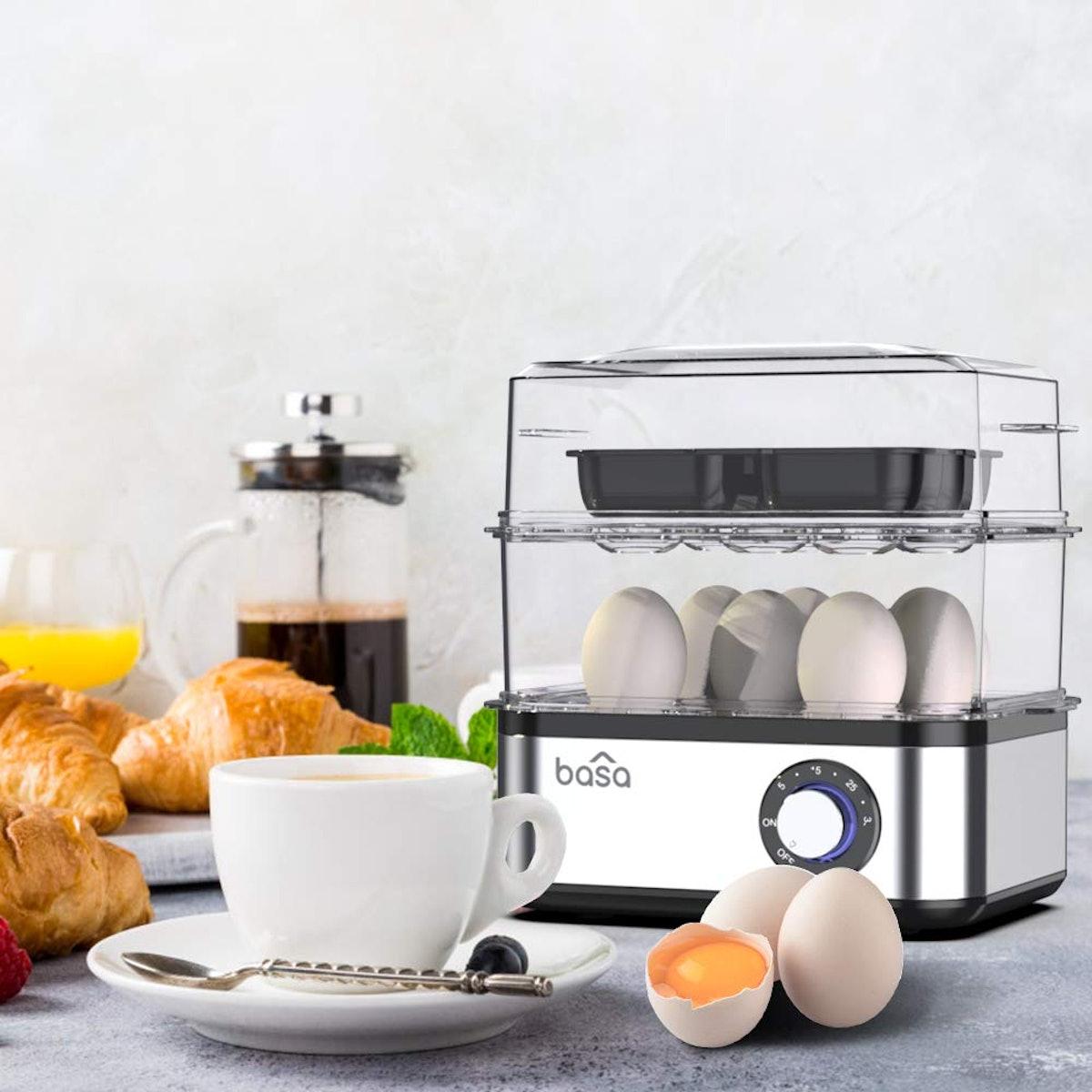 BASA Multifunctional Electric Egg Maker