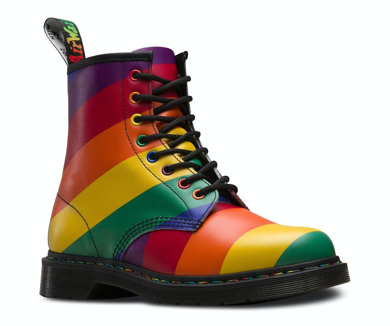 Vans Rainbow Pride Slip On 2019 Soleracks