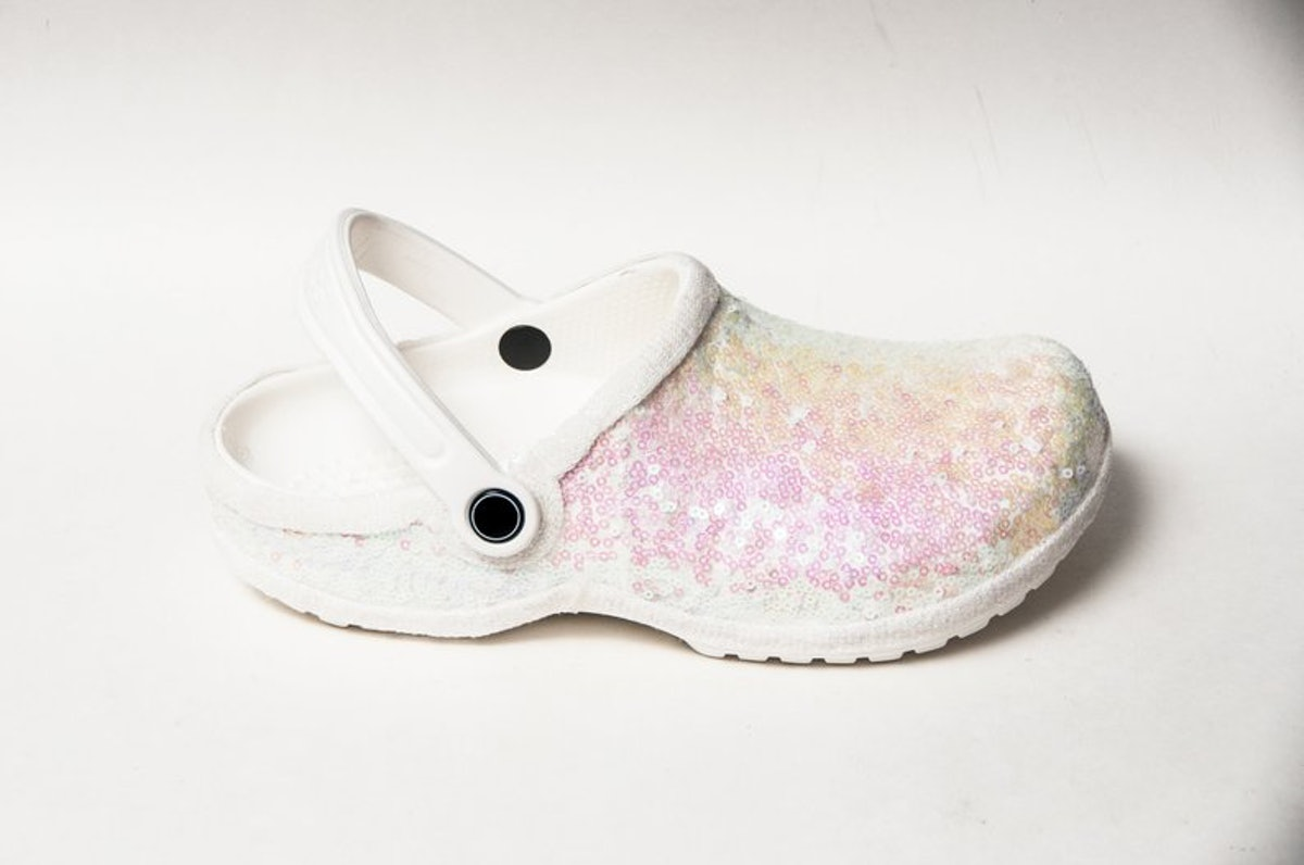 Bridal Crocs Are For Sale On Etsy & People Have Very Mixed Feelings About Them