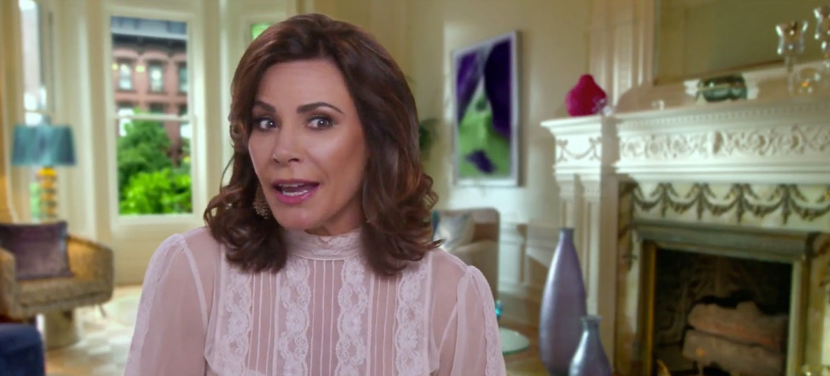 "Every ""Cabaret"" Mention On The 'RHONY' Cast Trip To Luann's New House So You Can Play Bethenny's Drinking Game, Too"