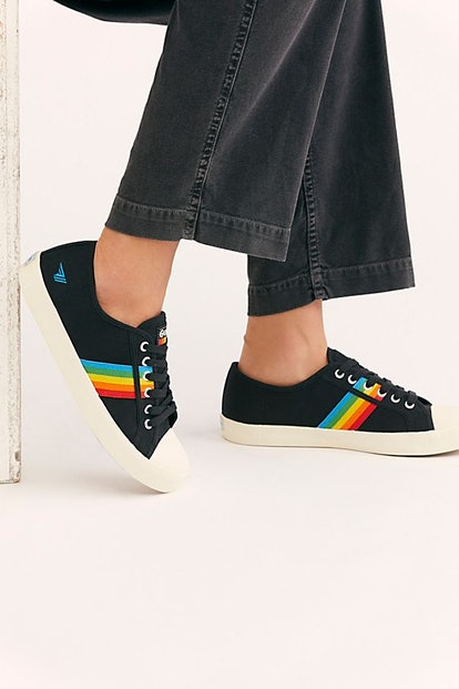 Gola Coaster Rainbow Sneakers
