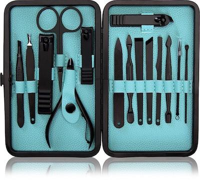 Utopia Care Manicure Kit (15 Pieces)