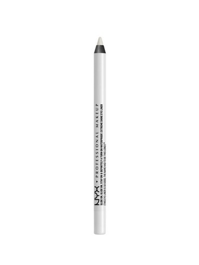 Slide On Pencil In Pure White