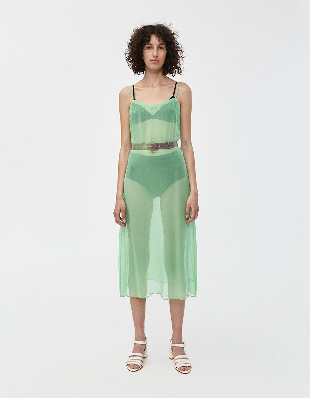 Dew Sheer Dress