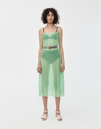 Dew Sheer Dress