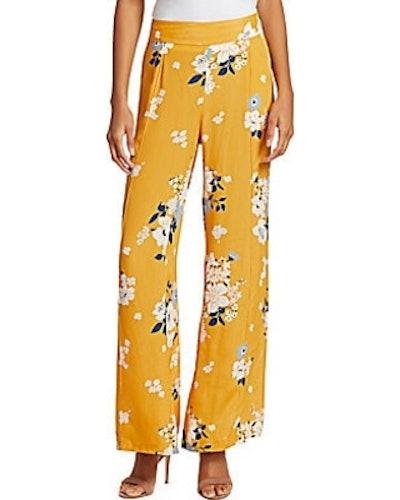 Pia Floral Pants