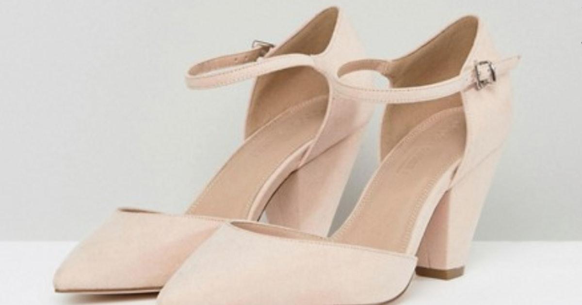Sparkle Ivory Wedding Heels Wedding Shoes Bride Crystal Bridal