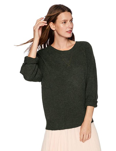 J. Crew Mercantile Women's Textured Pullover Sweater