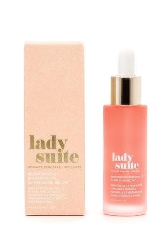 Rejuvenating Botanical Oil for Intimate Skin