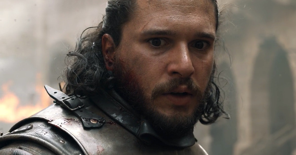 14 Theories About Jon Snow's Fate In The 'Game Of Thrones' Series Finale Because This Guy Has Earned An Epic End