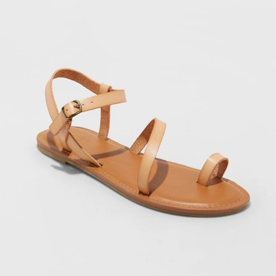 Tera Naked Ankle Strappy Sandals