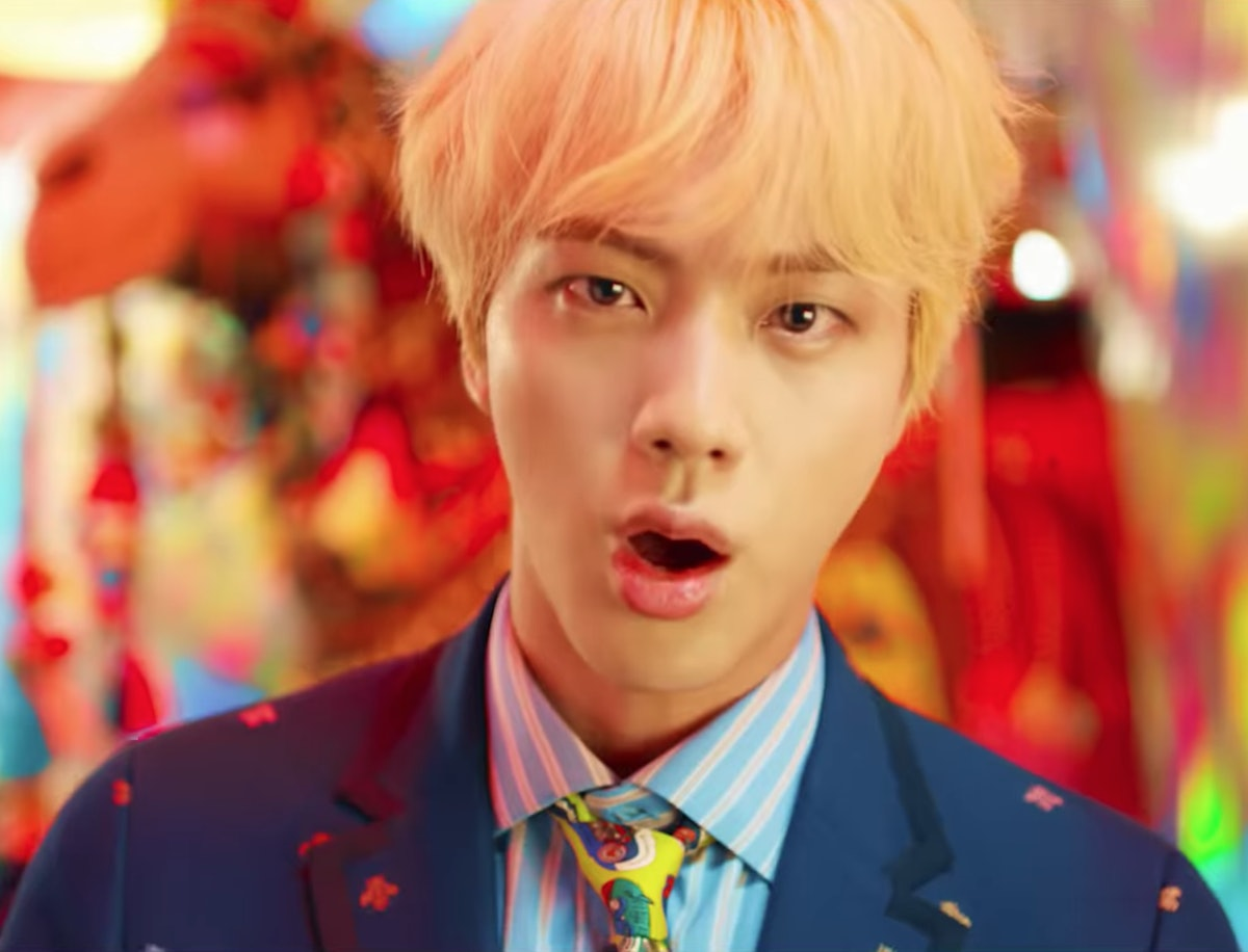 BTS' Quotes About Jin Reveal The Truly Integral Role He Plays In The Group