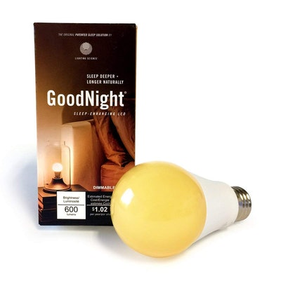Lighting Science Goodnight Sleep Bulb