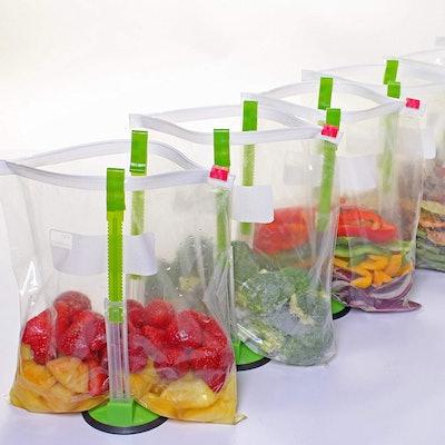 Jokari Baggy Rack Sandwich Bag Racks (6 Pack)