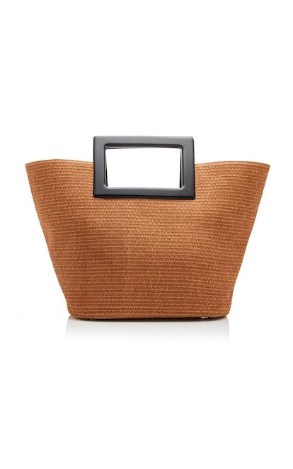 Riviera Woven Straw Bag