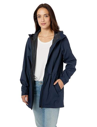 Amazon Essentials Women's Waterproof Rain Jacket